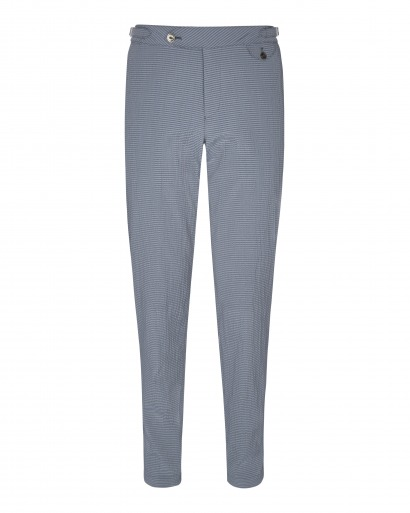 Indigo tailored Trouser