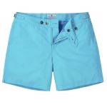 Luxury Blue Swim short