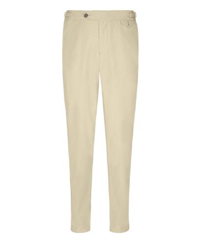 Cream tailored Trouser