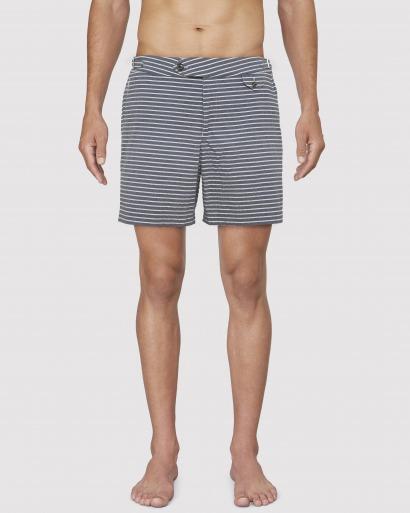 Cabana Stripe Short