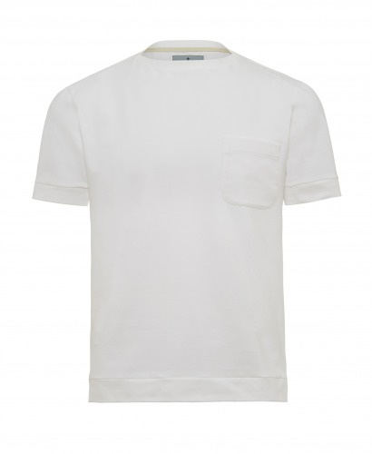 White Luxury T-Shirt