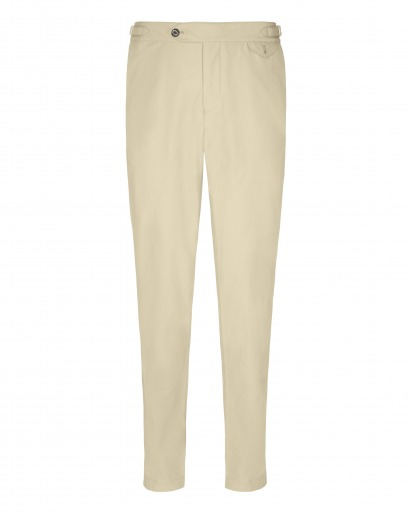 Cream tailored Trouser