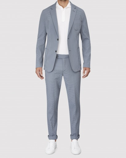 Indigo Mens Suit