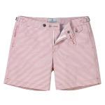 Luxury Pink Swim short