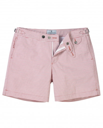Luxury Pink Swim short