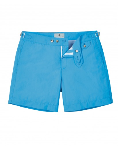 Blue Swim Short