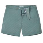 Green Swim Short