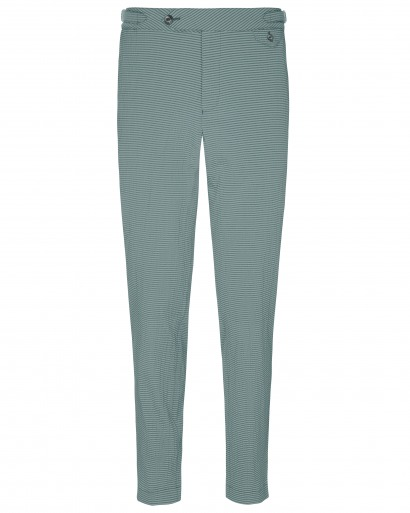 Green Tailored Trousers