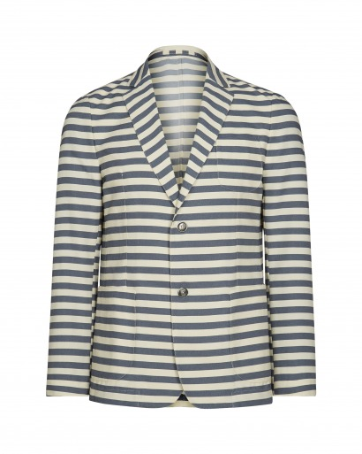 Regatta Stripe Blue Speedbird Jacket
