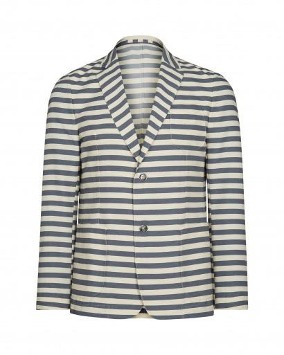 Regatta Stripe Blue Speedbird Jacket